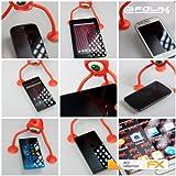 3 x atFoliX Screen protection Garmin Forerunner 225 Protective film Screen protector - FX-Antireflex anti-reflective