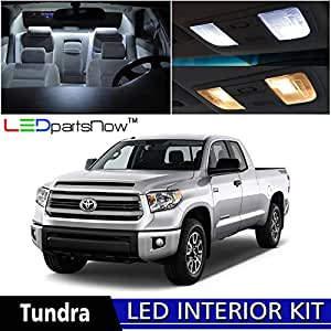 Amazon.com: LEDpartsNow 2015 Toyota Tundra LED Interior