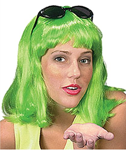 with St. Patrick's Day Wigs design