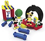: Mega Bloks Mickey Mouse Club House Mickey's Play Recital