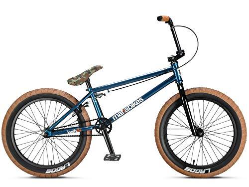 Stem Tapered Clear (Mafiabikes Kush 2+ 20 inch BMX Bike Blue)