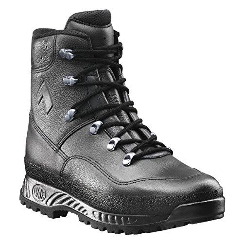 Haix , Chaussures de ville à lacets pour homme Noir Noir 42