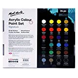 Mont Marte Acrylic Paint Set 24 Colours