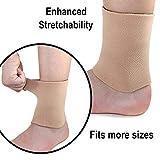 CRS Cross Ankle Gel Sleeves - Padded Skate Socks