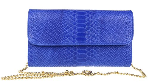 Pochettes femme bleu Handbags Bleu Girly marine q1aPTaCw