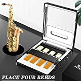 IRIVER BLANK Saxophone and Clarinet Reed Storage
