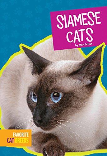 Siamese Cats (Favorite Cat Breeds) ()