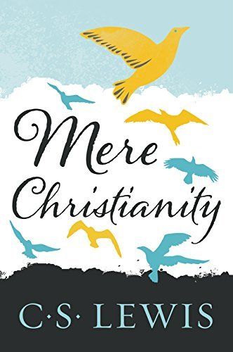 Image result for mere christianity book
