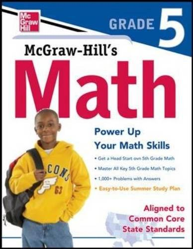 McGraw-Hill's Math, Grade 5