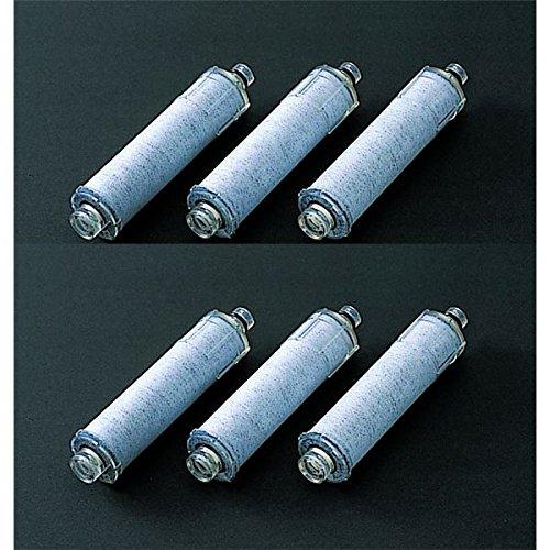 LIXIL(リクシル) 交換用浄水カートリッジ(標準タイプ)6個入り JF-20-S 生活用品 インテリア 雑貨 キッチン 食器 浄水器 [並行輸入品] B01BHNOQO4