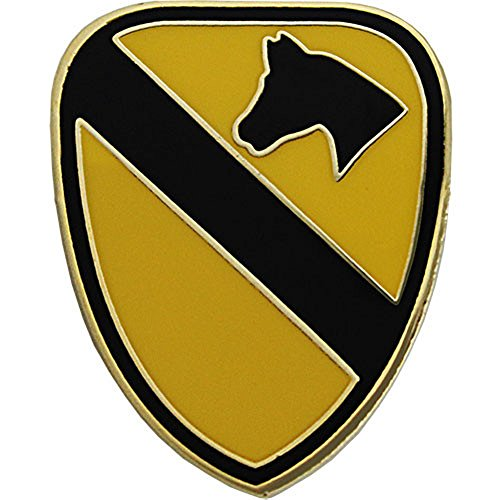 1st Cavalry Division Lapel Pin or Hat Pin