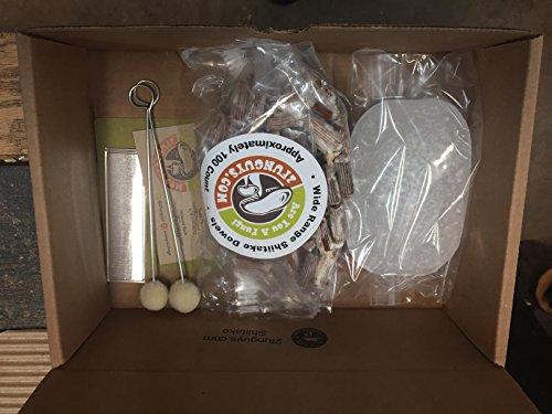Shiitake Plug Spawn Starter Kit – Grown Your Own Mushrooms