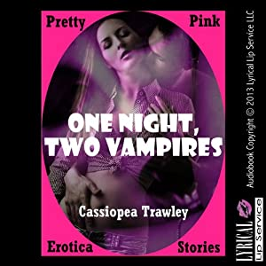 One Night, Two Vampires Audiobook