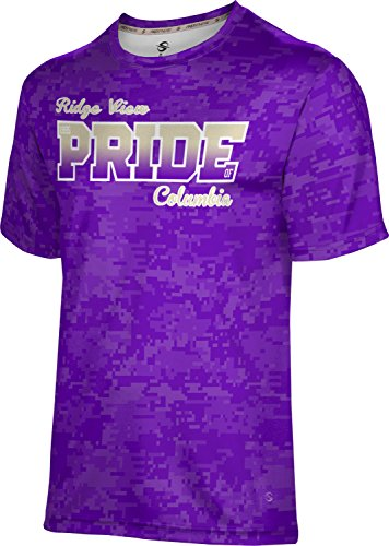 ProSphere Men's Ridge View High School Digital Shirt (Apparel) - 29229 Sc