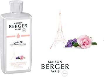 LAMPE BERGER Düfte Paris Frühlingshafte Leinenblüte Lin en