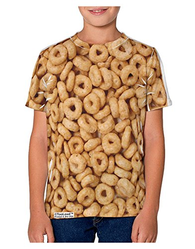tooloud-breakfast-cereal-all-over-youth-t-shirt-single-side-12-yrs-all-over-print