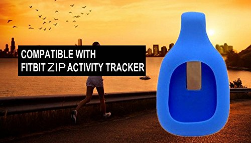 Dunfire Colorful Replacement Clip Holder for Fitbit Zip Wireless Activity Tracker