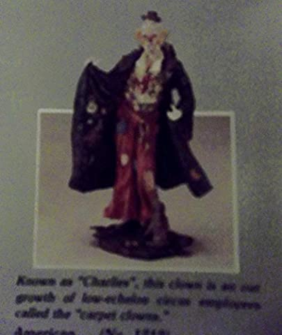 American; Duncan Royale: History of Classsic Entertainment Figurine (Duncan Royale)