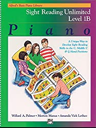 Alfred's Basic Piano Sight Reading Unlimited: Level 1b