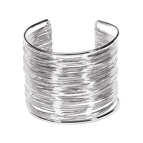 Coolrunner Wire Metal Bracelet Silver product image