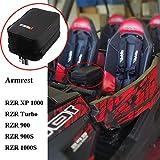 kemimoto 2014-2019 RZR 900/900 S / 1000/1000 S / 1000 XP/XP 1000 Turbo ArmrestSafe Storage Bag