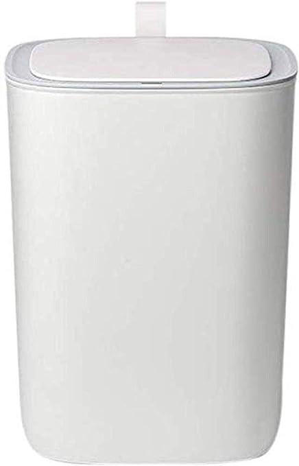 Jiahe115 Inductie Prullenbak Prullenbak 12l Huishoudelijke Elektrische Automatische Intelligente Sensor Prullenbak Deksel Woonkamer Keuken Badkamer Prullenbak Huishoudelijke Decoratieve Opslag Emmer Amazon Nl