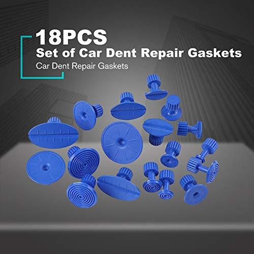 PDR Glue Tabs Tools for Car Paintless Dent Repair Tool Sag Repair Tool Gasket Blue