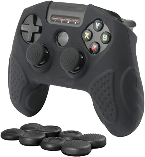 CHIN FAI para SteelSeries Nimbus Bluetooth Mobile Gaming ...