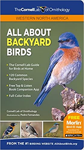 ALL ABOUT BACKYARD BIRDS: WESTERN NORTH (tr) Cornell Lab