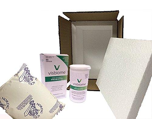 Visbiome High Potency Probiotic 60 caps 112.5 Billion Strains by Visbiome