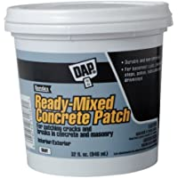 Dap 31084 Concrete Patch Interior and Exterior, 1-Quart by DAP