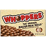 Hershey Foods Corporation Whoppers Box, 5 oz