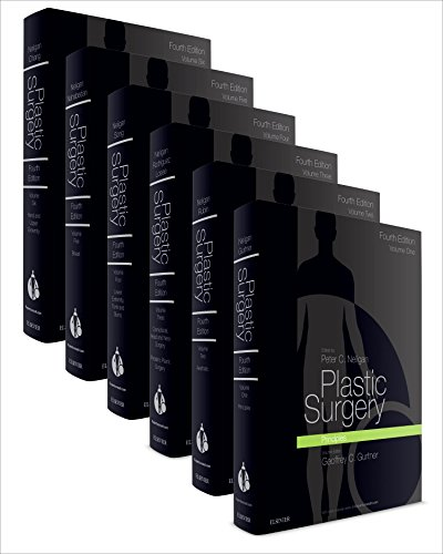 Plastic Surgery: 6-Volume Set, 4e