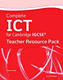 Complete ICT for Cambridge IGCSE, Stephen Doyle, 0199129320