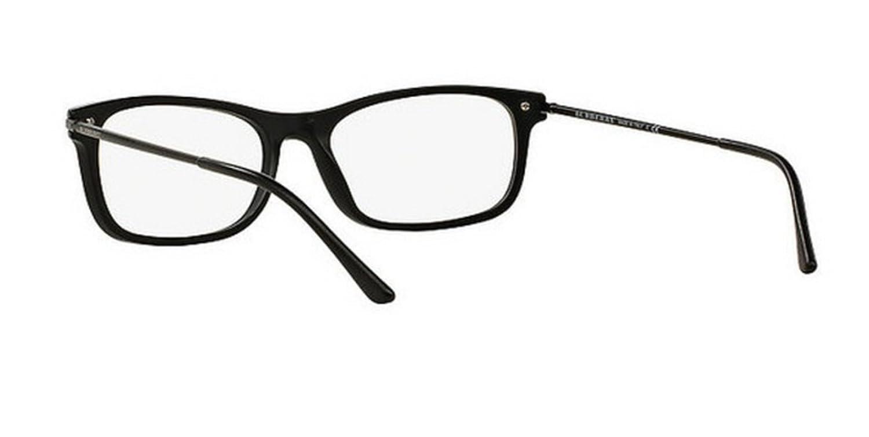 37e2a968f88 Burberry BE 2195 Eyeglasses 3464 Matte Black 53-17-145  Amazon.co.uk   Clothing