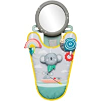 Taf Toys Koala In-Car Play Center   Parent and Baby's Travel Companion, Keeps Both Relaxed While Driving. Car Activity…