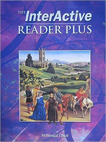 The InterActive Reader Plus (The Language of Literature)