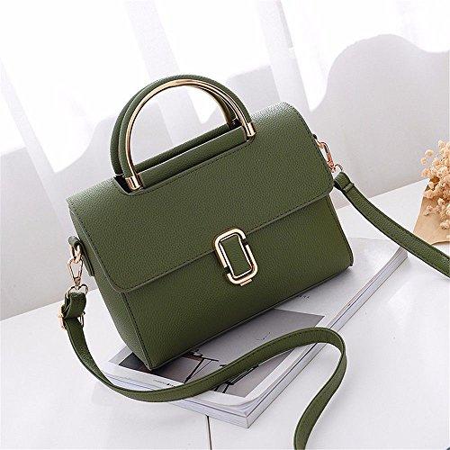 Vert Pochette BMKWSG Green Femme Green pour 7xFPqwqtn