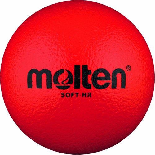 Molten Softball Handball Soft-HR, Rot, Ø 160 mm