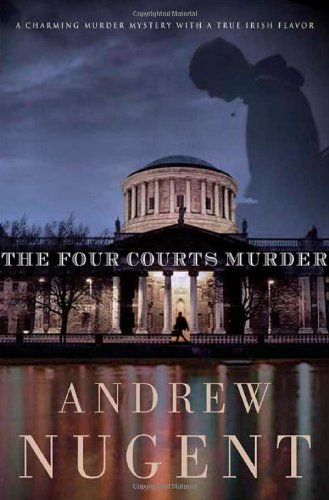 The Four Courts Murder (Molly Power Series)
