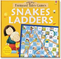 Snakes And Ladders [With Dice And Gameboard]