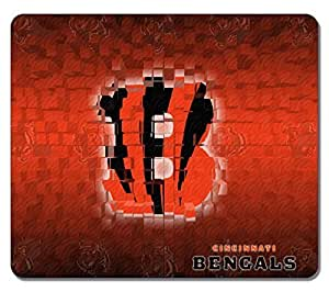 custom and diy mouse pad, NFL mousepads cincinnati bengals mouse pads,32.7*28cm mouse pads by kobestar