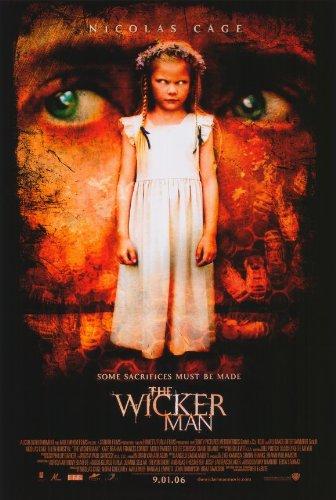 The Wicker Man - Movie Poster - 11 x 17 (Film Man Wicker Music)