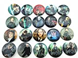 20pcs Harry Potter Badge Button Pin Kid Toy/party Gifts