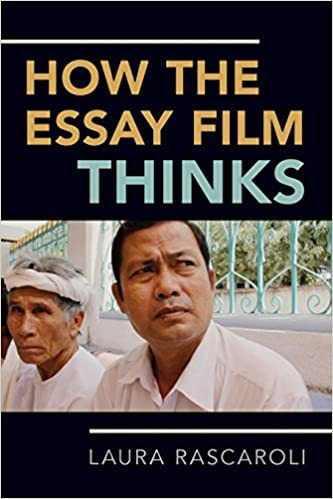 Amazoncom How The Essay Film Thinks  Laura  How The Essay Film Thinks St Edition Essay Writing Paper also Do My Assignments  Book Report Help