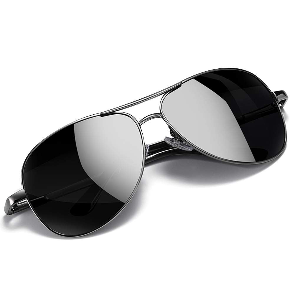 Black Sunglasses with TAC Material For Men