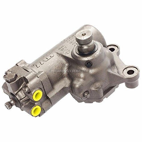 Reman Power Steering Gearbox For Ford Motorhome Chassis Replaces TAS402292 - BuyAutoParts 82-00742R Remanufactured (Chassis Motorhome Ford)