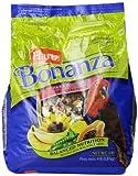 Hartz Bonanza 4-Pound Gourmet Diet Supply, Parrot