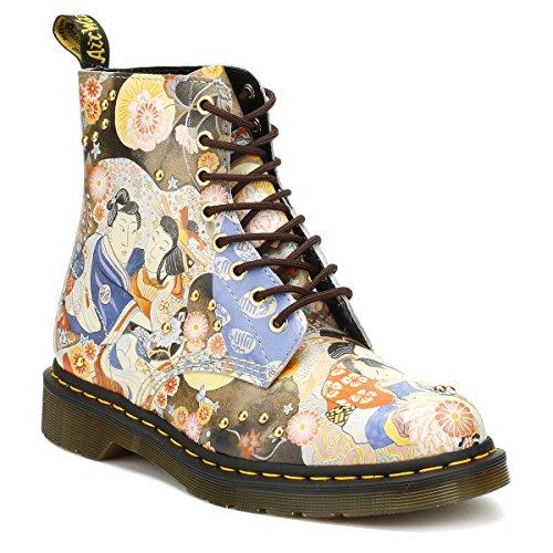 Art Backhand Grain Oriental Dr Pascal Martens Womens Eastern Boots Straw Oqq0tw