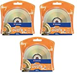 Verbatim 16x DVD-R LightScribe Blank Media, 4.7GB/120min - 30 Pack (3 x 10 Packs)